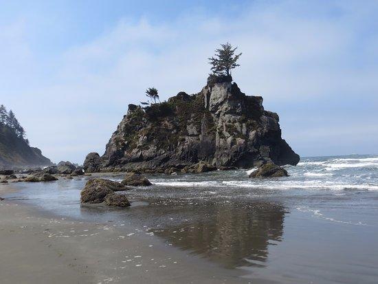 Klamath, CA: Hidden Beach