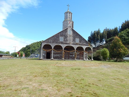 Castro, Chile: One of the churches