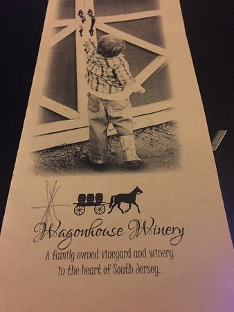 Swedesboro, NJ: WagonHouse Winery (this photo is one of their sons)