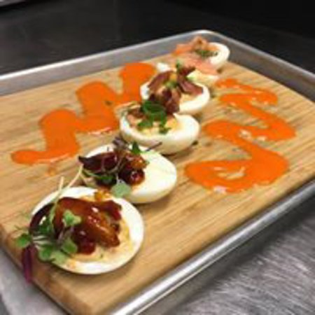 North Haven, CT: Deviled Eggs