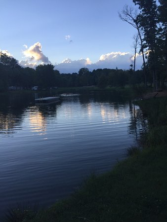 Allegan, MI: Tri-Ponds Family Camp Resort