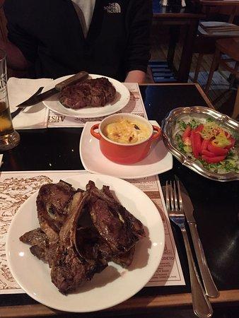 Restaurante El Asador Pataganico