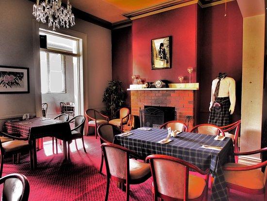 Glen Innes, Australia: Great Central Hotel restaurant