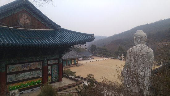 Gongju, South Korea: temple2