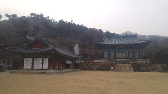 Gongju, South Korea: temple3