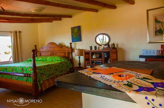 Baja Beach Oasis: each casita has its own kitchenette