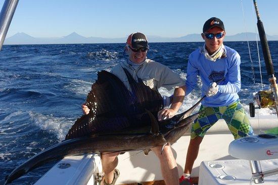 Big Buoy Fishing Charters: Happy fisherman!