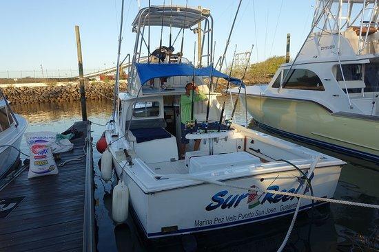 Big Buoy Fishing Charters: Big Buoy fishing charter boat