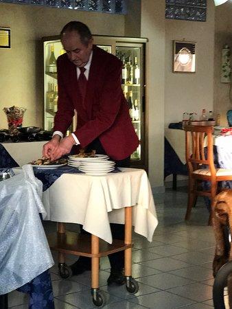 Narni, Italia: Server