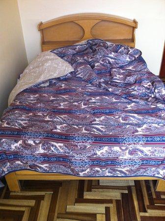Hostal Duque Inn : Bed
