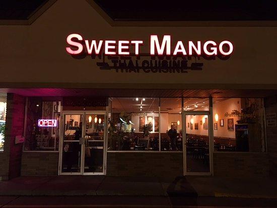Strongsville, OH : Sweet Mango Thai Cuisine