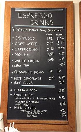 Garberville, CA: Calico's Deli & Pasta