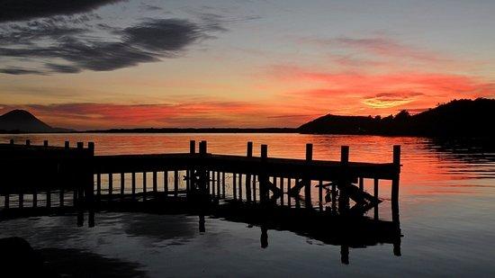 Whakatane, New Zealand: Boat Ramp Sunrise