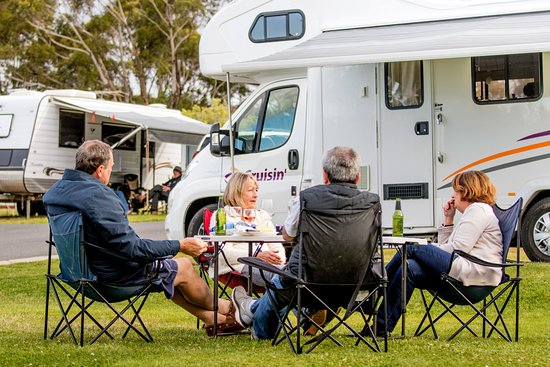 St Helens, Australia: Relax and enjoy our caravan and motorhome sites