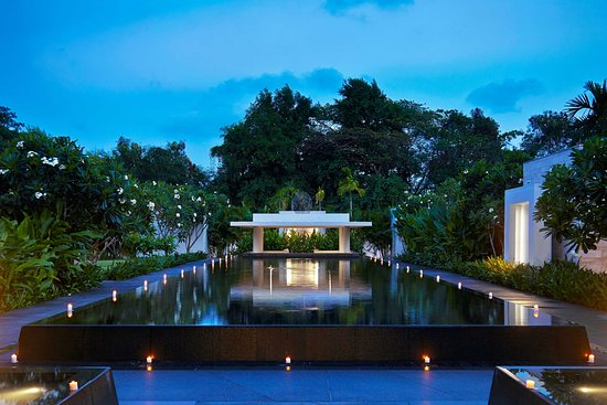 Chak Phong, Tailandia: Quan Spa at Rayong Marriott Resort and Spa Exterior