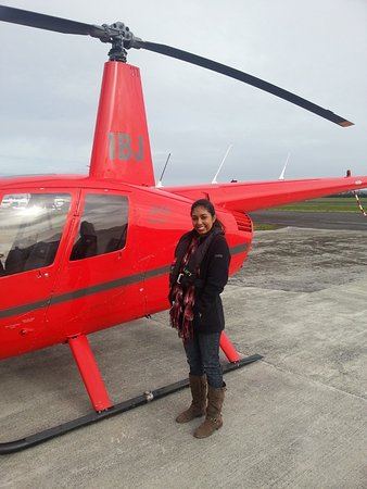 Papakura, New Zealand: Heliflite Helicopter Auckland