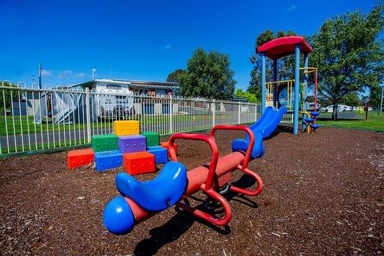 Ulverstone, Austrália: Children's playground in the park