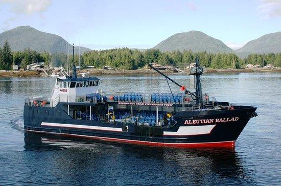 Ketchikan Shore Excursion: Bering Sea...