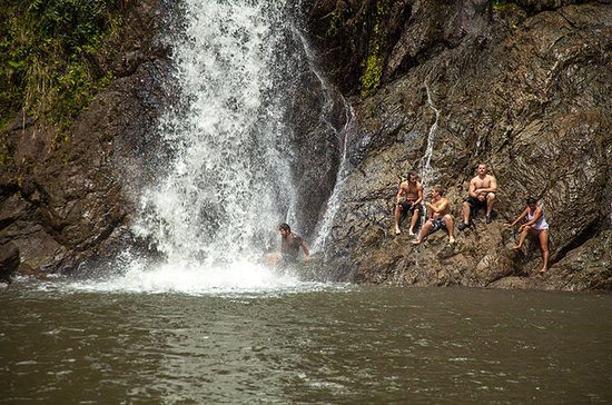 Private Jungle and Waterfall Adventure