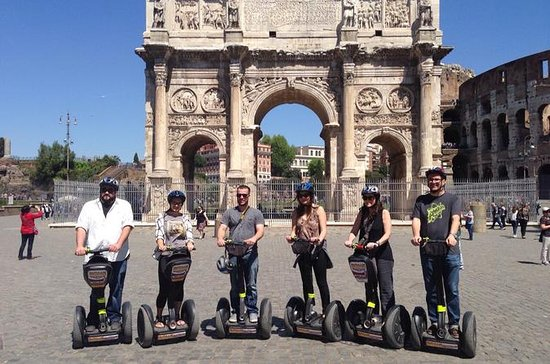 Segway Tour of Ancient Rome with...