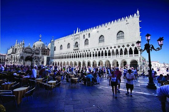 Skip the Line: Doge's Palace Guided...