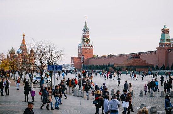 Moscow Walking Tour Through the Eyes...