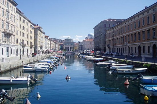 Private Trieste Sightseeing Tour
