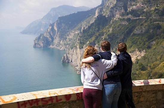 Amalfi Coast Tour from Rome with