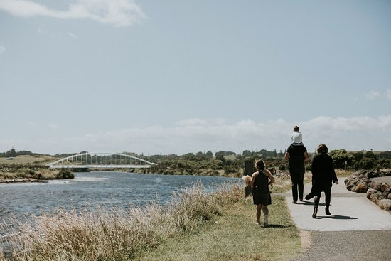 New Plymouth, Nya Zeeland: Family day!