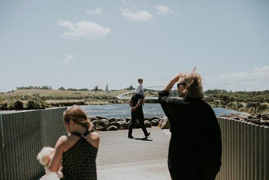New Plymouth, Nya Zeeland: This was a sunny Friday arvo.