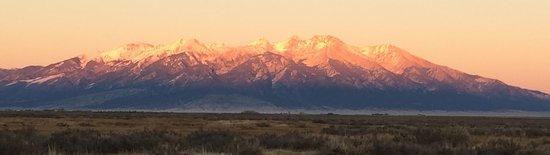 Alamosa, CO: View From Park - Blanca Peak