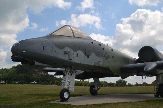 Camp Douglas, WI: A-10 Warthog