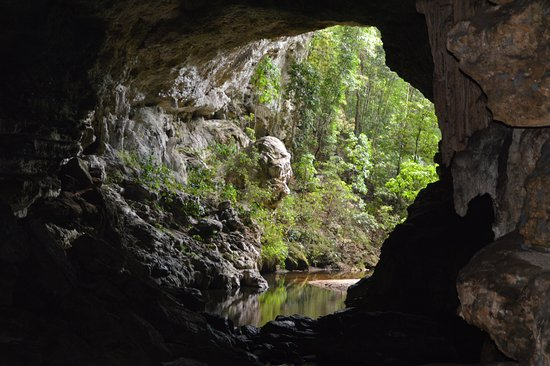 Punta Gorda, Belize: Rio Frio Cave