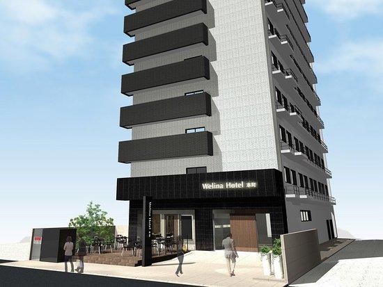 Welina Hotel Hommachi