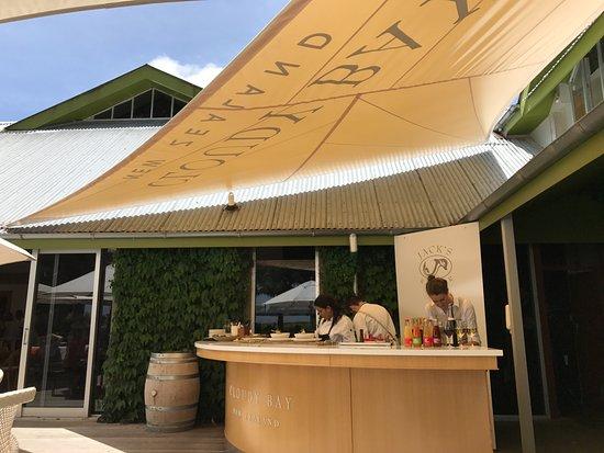 Rapaura, New Zealand: Jacks Raw Bar