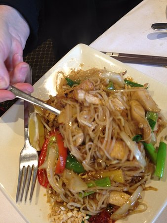 Point Cook, Australien: Pad Thai