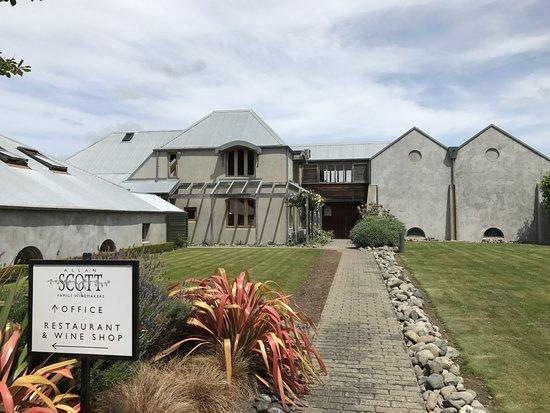 Blenheim, Nuova Zelanda: Outside