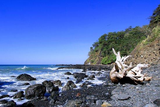 Las Brisas Resort - Playa Hermosa North of Resort - January 2017