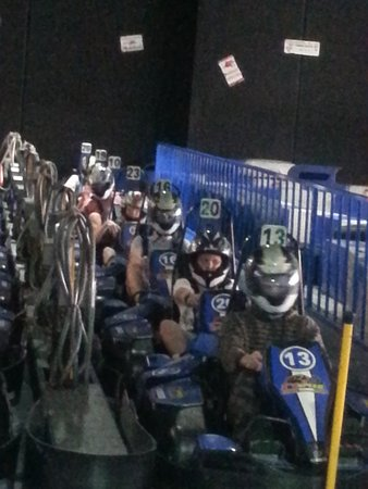 C1 Speed Indoor Karting