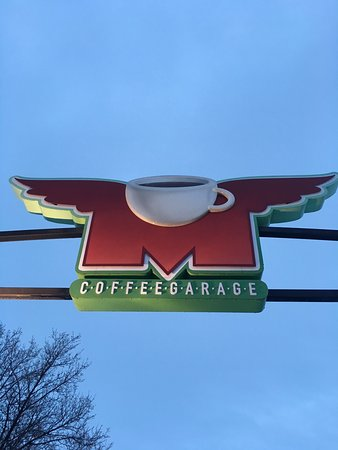 Flying M Coffee Garage