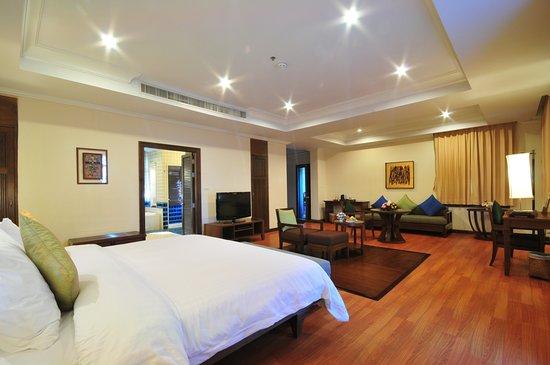 Katiliya Mountain Resort & Spa: Superior Suite