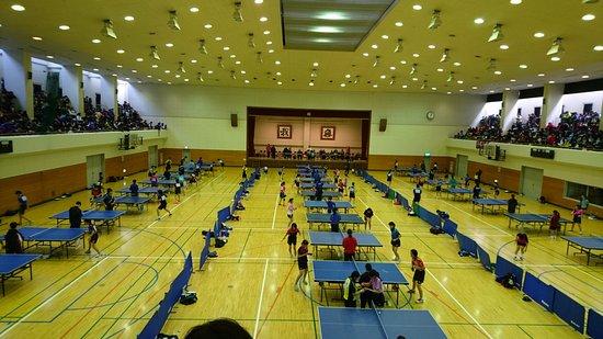 Matsudo Sports Park Gymnasium