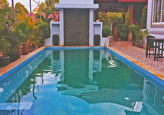Pool - Picture of Angkor Ry Boutique, Siem Reap - Tripadvisor