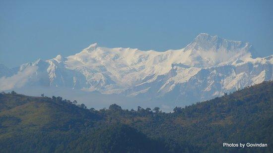 Kurintar, Nepal: Beautiful mountains