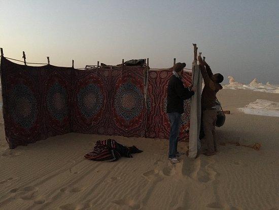 Bawiti, Egipto: Oasis Egypt Safari