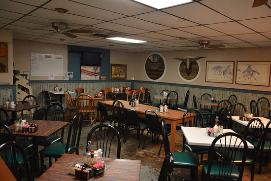 Roanoke, TX: Dove Creek Cafe
