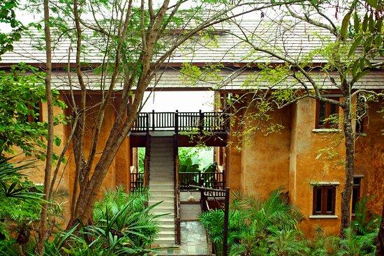 Mae Chan, Thailand: The front of Katiliya suite 's villa