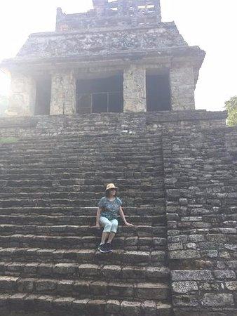 Piedra de Agua Palenque: inne budowle Palenque 3