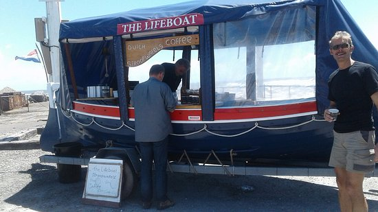 Greymouth, New Zealand: The Lifeboat