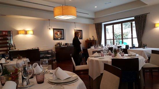 Parador De Granada: Dinner Room